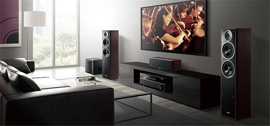 Ns F71 Fitur Speaker System Audio