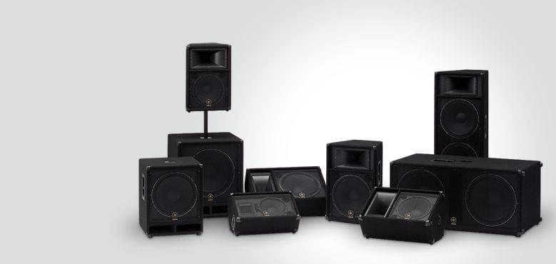 CBR/Club V Series | Loudspeakers | Yamaha Commercial Audio