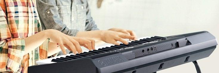Keyboard Instrumen Alat Musik Produk Yamaha Indonesia